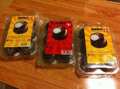 SAMBAの写真